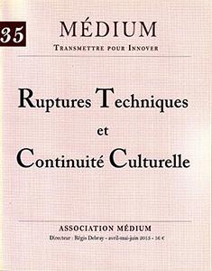 Revue Médium n° 35
